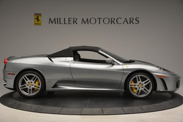 Used 2009 Ferrari F430 Spider F1 for sale Sold at Pagani of Greenwich in Greenwich CT 06830 21