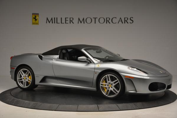 Used 2009 Ferrari F430 Spider F1 for sale Sold at Pagani of Greenwich in Greenwich CT 06830 22