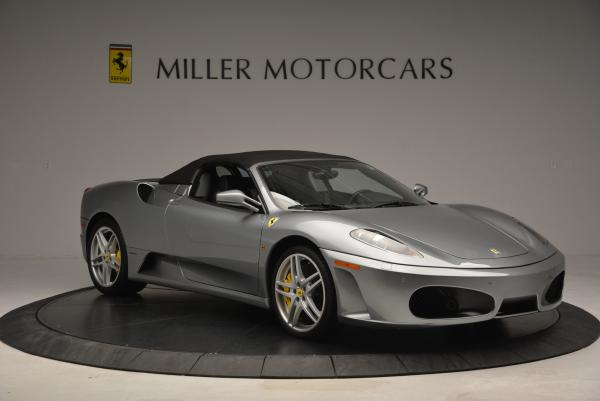 Used 2009 Ferrari F430 Spider F1 for sale Sold at Pagani of Greenwich in Greenwich CT 06830 23