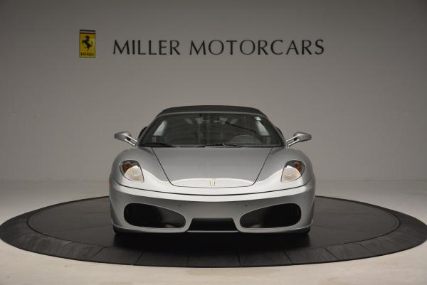 Used 2009 Ferrari F430 Spider F1 for sale Sold at Pagani of Greenwich in Greenwich CT 06830 24