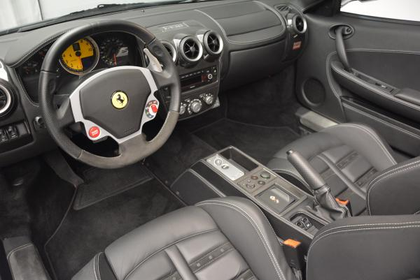 Used 2009 Ferrari F430 Spider F1 for sale Sold at Pagani of Greenwich in Greenwich CT 06830 28