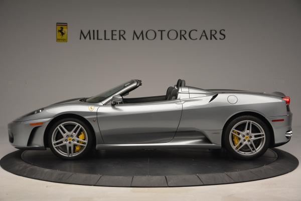 Used 2009 Ferrari F430 Spider F1 for sale Sold at Pagani of Greenwich in Greenwich CT 06830 3