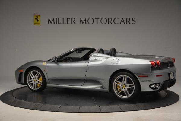 Used 2009 Ferrari F430 Spider F1 for sale Sold at Pagani of Greenwich in Greenwich CT 06830 4