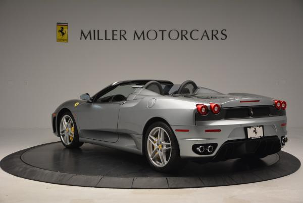 Used 2009 Ferrari F430 Spider F1 for sale Sold at Pagani of Greenwich in Greenwich CT 06830 5
