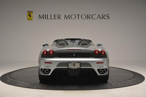 Used 2009 Ferrari F430 Spider F1 for sale Sold at Pagani of Greenwich in Greenwich CT 06830 6