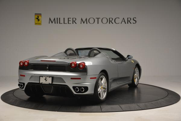 Used 2009 Ferrari F430 Spider F1 for sale Sold at Pagani of Greenwich in Greenwich CT 06830 7