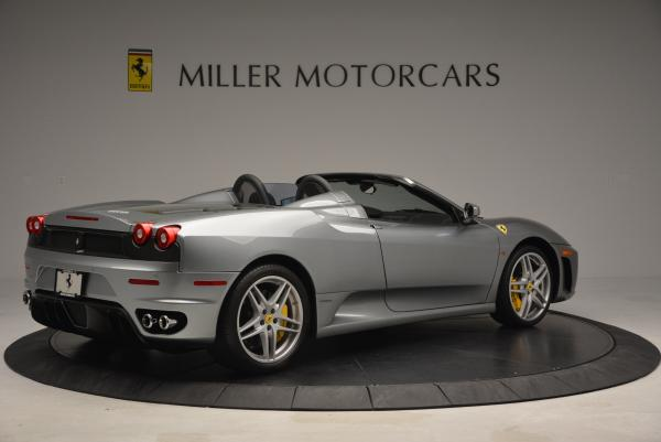 Used 2009 Ferrari F430 Spider F1 for sale Sold at Pagani of Greenwich in Greenwich CT 06830 8