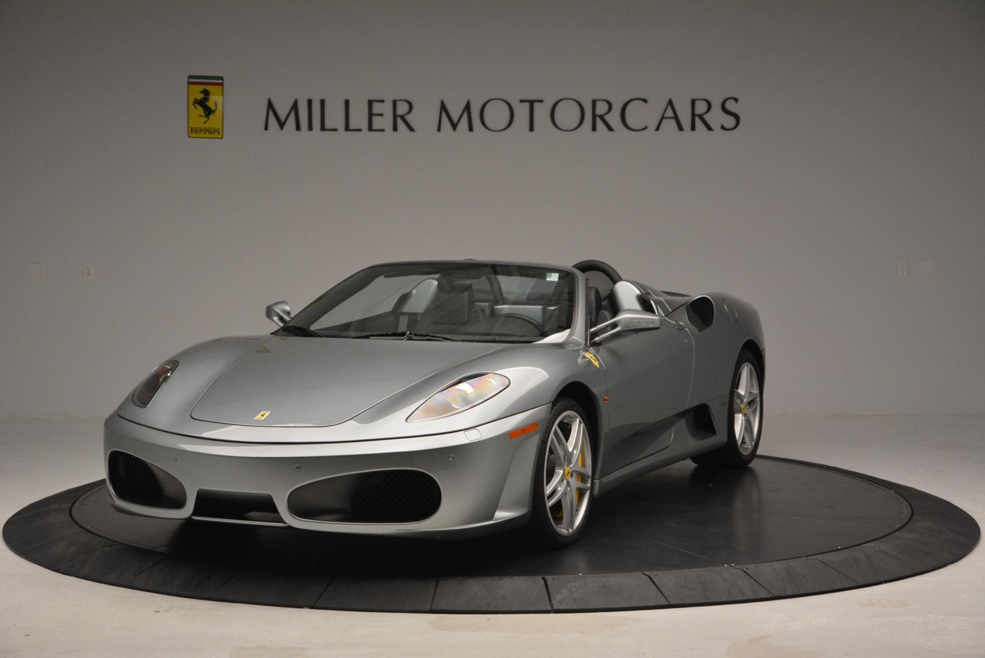 Used 2009 Ferrari F430 Spider F1 for sale Sold at Pagani of Greenwich in Greenwich CT 06830 1