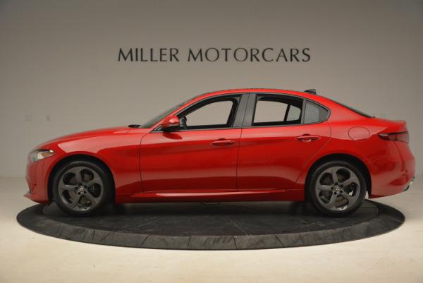 New 2017 Alfa Romeo Giulia Q4 for sale Sold at Pagani of Greenwich in Greenwich CT 06830 4
