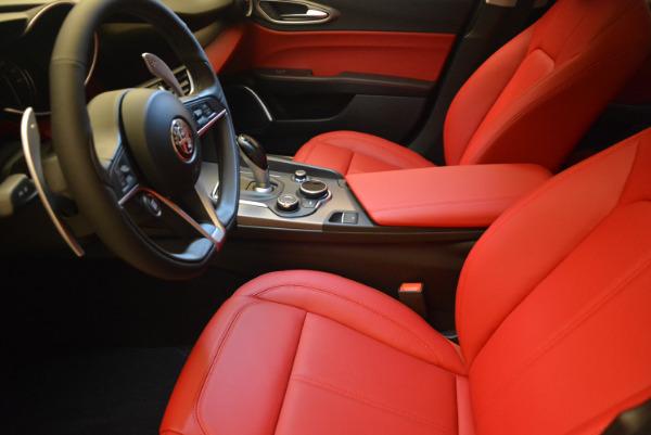 New 2017 Alfa Romeo Giulia Q4 for sale Sold at Pagani of Greenwich in Greenwich CT 06830 14
