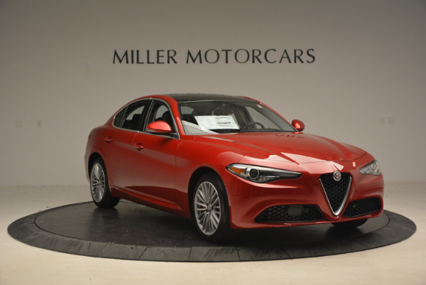 New 2017 Alfa Romeo Giulia Ti Q4 for sale Sold at Pagani of Greenwich in Greenwich CT 06830 11
