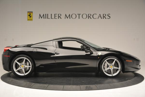 Used 2013 Ferrari 458 Spider for sale Sold at Pagani of Greenwich in Greenwich CT 06830 21