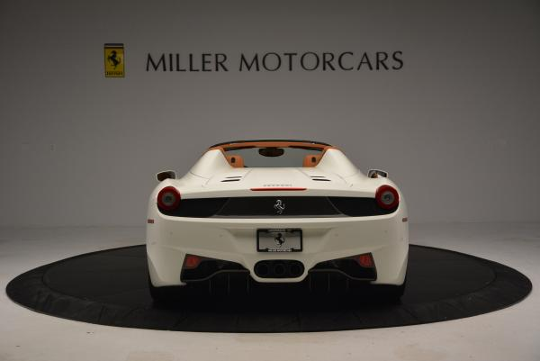 Used 2012 Ferrari 458 Spider for sale Sold at Pagani of Greenwich in Greenwich CT 06830 6