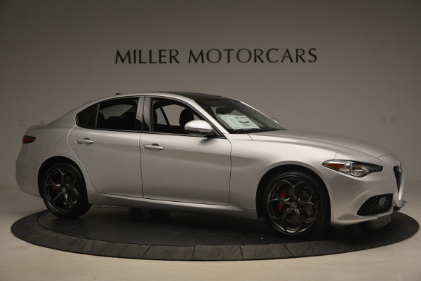 New 2017 Alfa Romeo Giulia Ti Q4 for sale Sold at Pagani of Greenwich in Greenwich CT 06830 10