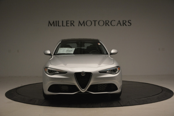 New 2017 Alfa Romeo Giulia Ti Q4 for sale Sold at Pagani of Greenwich in Greenwich CT 06830 12