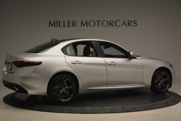New 2017 Alfa Romeo Giulia Ti Q4 for sale Sold at Pagani of Greenwich in Greenwich CT 06830 8