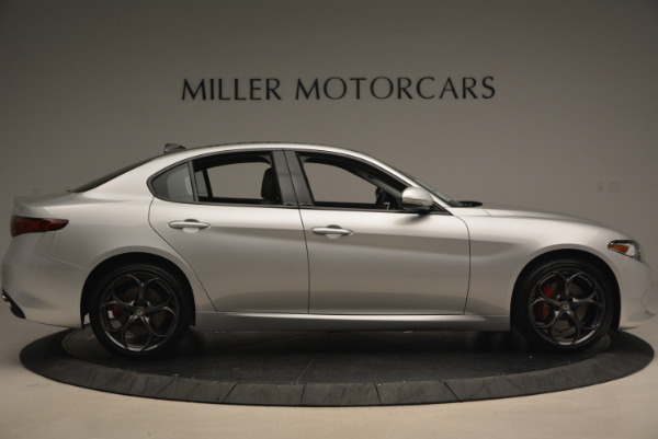 New 2017 Alfa Romeo Giulia Ti Q4 for sale Sold at Pagani of Greenwich in Greenwich CT 06830 9