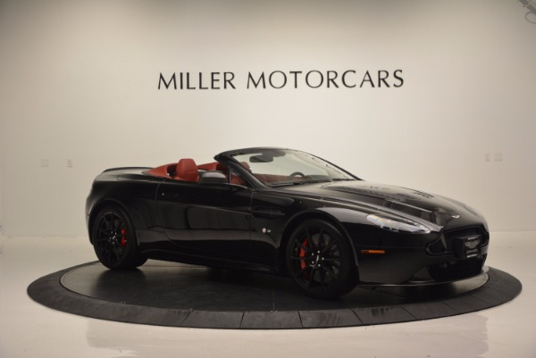 Used 2015 Aston Martin V12 Vantage S Roadster for sale Sold at Pagani of Greenwich in Greenwich CT 06830 10