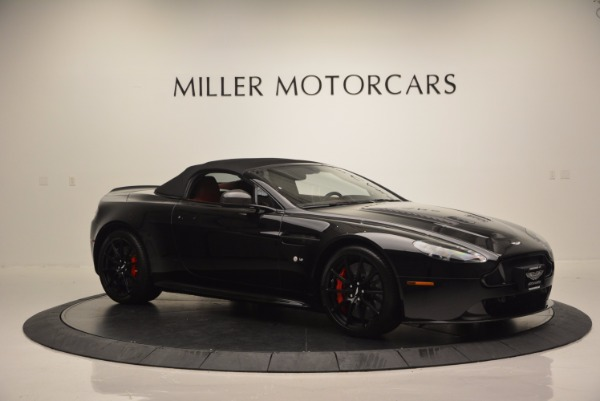 Used 2015 Aston Martin V12 Vantage S Roadster for sale Sold at Pagani of Greenwich in Greenwich CT 06830 16