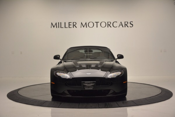 Used 2015 Aston Martin V12 Vantage S Roadster for sale Sold at Pagani of Greenwich in Greenwich CT 06830 18