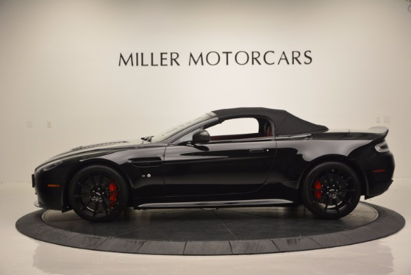 Used 2015 Aston Martin V12 Vantage S Roadster for sale Sold at Pagani of Greenwich in Greenwich CT 06830 19