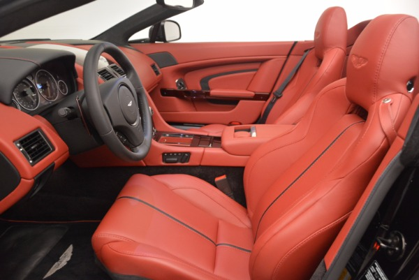 Used 2015 Aston Martin V12 Vantage S Roadster for sale Sold at Pagani of Greenwich in Greenwich CT 06830 20
