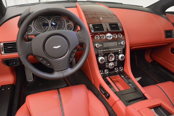 Used 2015 Aston Martin V12 Vantage S Roadster for sale Sold at Pagani of Greenwich in Greenwich CT 06830 21