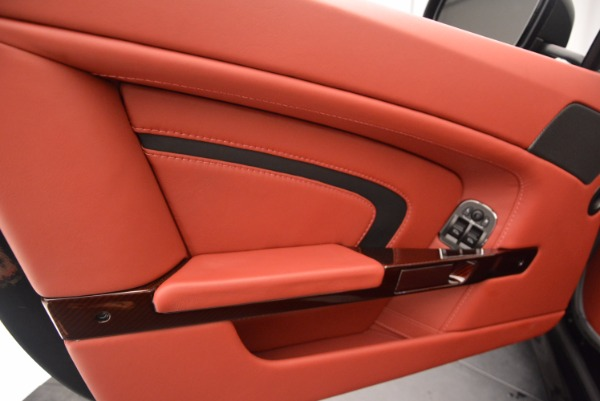 Used 2015 Aston Martin V12 Vantage S Roadster for sale Sold at Pagani of Greenwich in Greenwich CT 06830 23