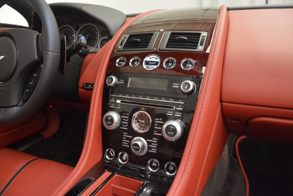 Used 2015 Aston Martin V12 Vantage S Roadster for sale Sold at Pagani of Greenwich in Greenwich CT 06830 25