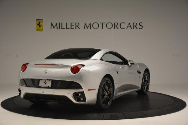Used 2012 Ferrari California for sale Sold at Pagani of Greenwich in Greenwich CT 06830 19
