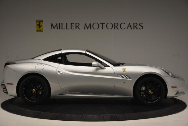 Used 2012 Ferrari California for sale Sold at Pagani of Greenwich in Greenwich CT 06830 21