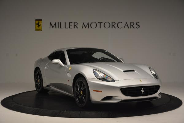 Used 2012 Ferrari California for sale Sold at Pagani of Greenwich in Greenwich CT 06830 23