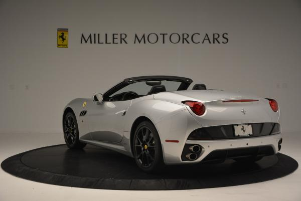 Used 2012 Ferrari California for sale Sold at Pagani of Greenwich in Greenwich CT 06830 5