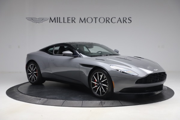 Used 2017 Aston Martin DB11 for sale $149,900 at Pagani of Greenwich in Greenwich CT 06830 10