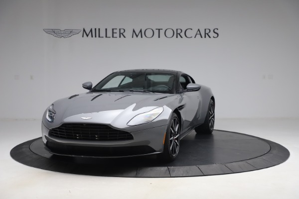 New 2017 Aston Martin DB11 for sale Sold at Pagani of Greenwich in Greenwich CT 06830 12