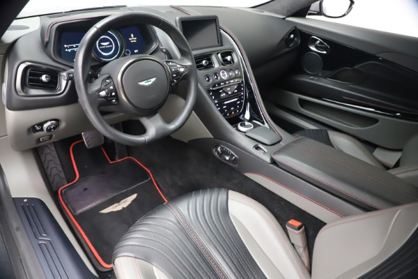 Used 2017 Aston Martin DB11 V12 for sale $149,900 at Pagani of Greenwich in Greenwich CT 06830 13