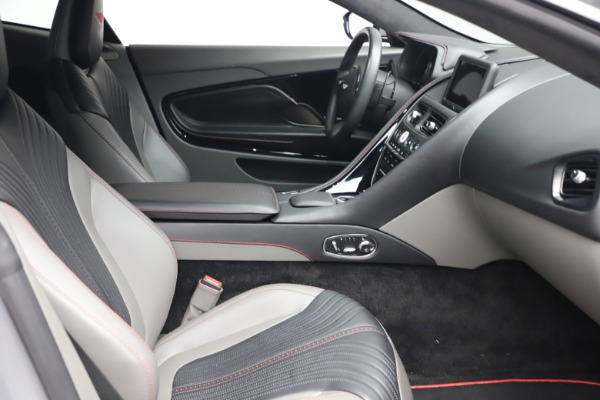Used 2017 Aston Martin DB11 V12 for sale $149,900 at Pagani of Greenwich in Greenwich CT 06830 19