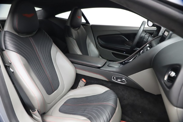 Used 2017 Aston Martin DB11 V12 for sale $149,900 at Pagani of Greenwich in Greenwich CT 06830 20