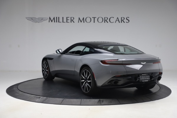 New 2017 Aston Martin DB11 for sale Sold at Pagani of Greenwich in Greenwich CT 06830 4