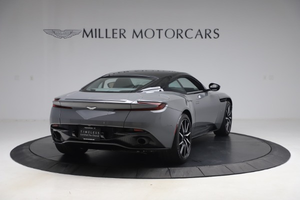 Used 2017 Aston Martin DB11 for sale $149,900 at Pagani of Greenwich in Greenwich CT 06830 6