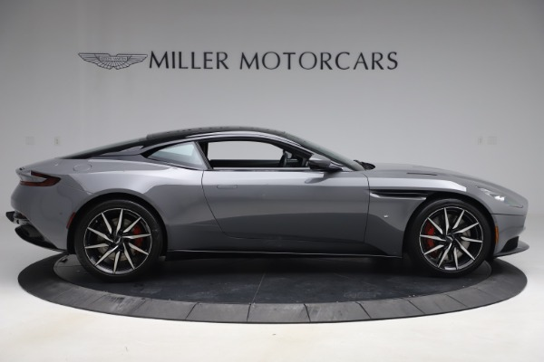 Used 2017 Aston Martin DB11 V12 for sale $149,900 at Pagani of Greenwich in Greenwich CT 06830 8