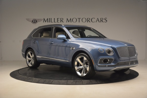 New 2018 Bentley Bentayga for sale Sold at Pagani of Greenwich in Greenwich CT 06830 10