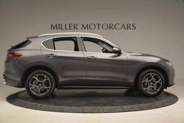 New 2018 Alfa Romeo Stelvio Q4 for sale Sold at Pagani of Greenwich in Greenwich CT 06830 9
