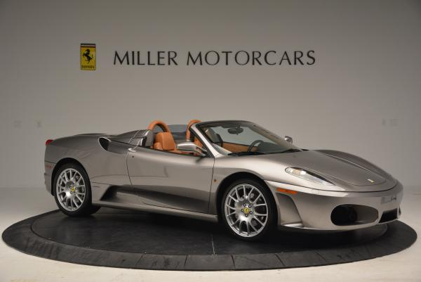 Used 2005 Ferrari F430 Spider 6-Speed Manual for sale Sold at Pagani of Greenwich in Greenwich CT 06830 10