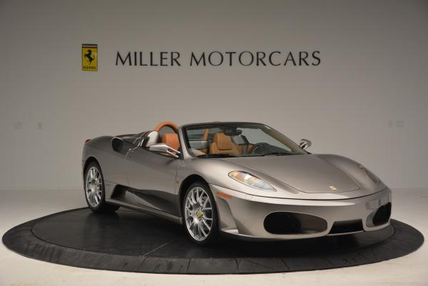Used 2005 Ferrari F430 Spider 6-Speed Manual for sale Sold at Pagani of Greenwich in Greenwich CT 06830 11