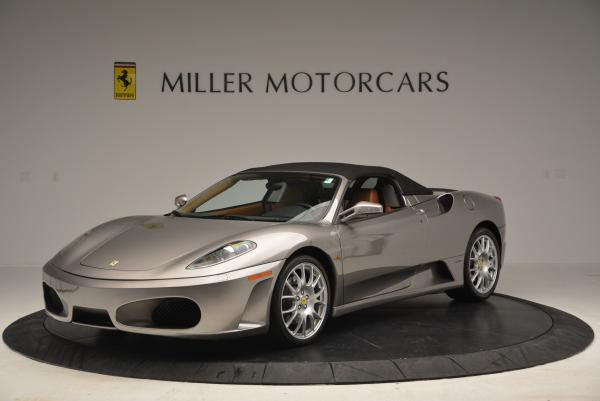 Used 2005 Ferrari F430 Spider 6-Speed Manual for sale Sold at Pagani of Greenwich in Greenwich CT 06830 13