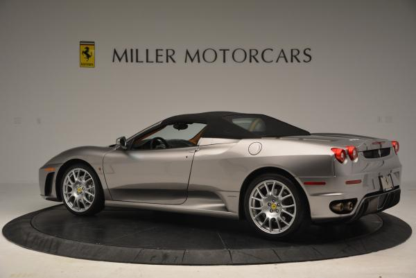 Used 2005 Ferrari F430 Spider 6-Speed Manual for sale Sold at Pagani of Greenwich in Greenwich CT 06830 16
