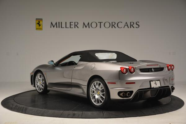 Used 2005 Ferrari F430 Spider 6-Speed Manual for sale Sold at Pagani of Greenwich in Greenwich CT 06830 17