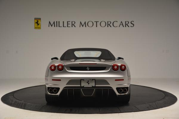 Used 2005 Ferrari F430 Spider 6-Speed Manual for sale Sold at Pagani of Greenwich in Greenwich CT 06830 18