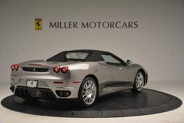 Used 2005 Ferrari F430 Spider 6-Speed Manual for sale Sold at Pagani of Greenwich in Greenwich CT 06830 19